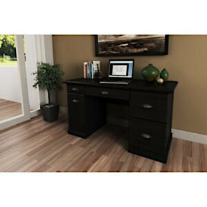 Computer Desks For Home Office With Storage Table Wood Furniture Desk Black