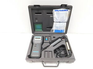 Bacharach Monoxor Ii Portable Carbon Monoxide Electronic Gas Analyzer e20 802