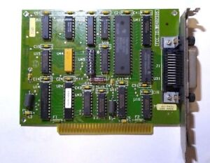 Isa Gpib Hpib Card Hp Assy 82335 60001 Rev F Fully Tested Comes With Drivers