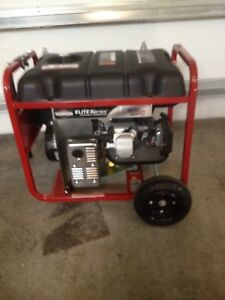 Briggs Stratton 5550 8550 Watt Generator 10 Hp Ohv With New 30 Amp Cord Set