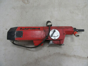 Hilti Dcm Ii Diamond Core Drill Motor Only Works Good Free Shipping