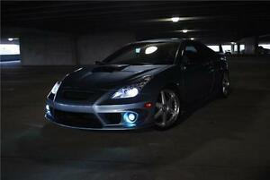 2000 2005 Toyota Celica Trd Body Halo Fog Lamps Kit