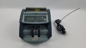 5520uv Cassida Currency Counter Money Bill Counter Preowned 1300 Bills minute