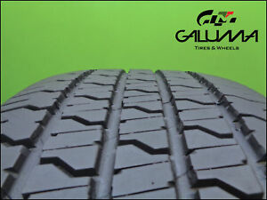 1 One Tire Goodyear Eagle Gt Ii 275 45 20 Performance All Season Nopatch 48787