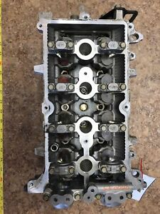 Head Cylinder Engine Chevy Chevrolet Spark 2014 15 13 Aluminum Assembly Oem