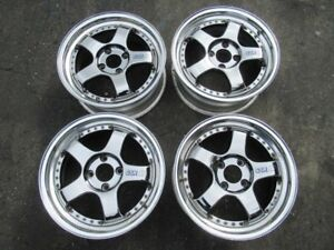 Jdm 17x7 4x114x7 Ssr Sp1 Rims Wheel Bb1 Cf4 Vr4 Wrx Rare Wheels Rims Toyota