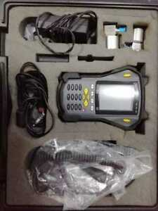 Skf Microlog Cmxa 75 Vibration Analyzer With Accessories