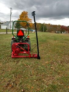 Massey 7ft Sickle Bar Mower With All New Teeth Free Shipping