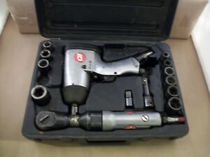 Campbell Hausfeld 1 2 Air Impact Wrench Tl 1002 3 8 1001 Impact Wrench Set