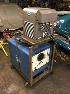 Miller 250 Stick Welder And Tig Hf Box