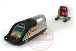 Spectra Precision 1280 Pipe Laser Level Dialgrade trimble Topcon Sewer