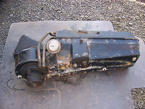 1966 Chrysler New Yorker W Air Conditioning Heater Box Oem