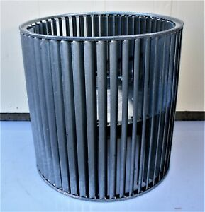 Squirrel Cage Blower Fan 15 x15 With A 1 7 16 Bore Bac Part No Rk0387m5