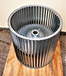 Squirrel Cage Blower Fan 15 x15 With A 1 7 16 Bore