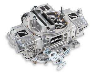 Quick Fuel 770 Cfm Carburetor Carb Electric Choke Vacuum Br 67258 Custom