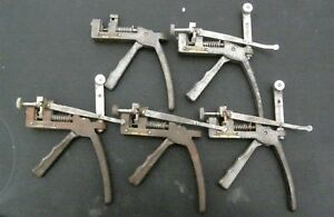 Updated wholesale Lot Curtis Model 14 Key Cutter Cutting Locksmith Tools
