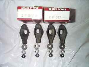 Ford Mustang Engine Rocker Arm Kits 289 302 352 1963 79 Sealed Power R 847 6