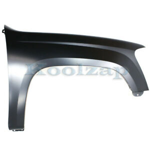 Capa 04 12 Chevy Colorado Canyon Pickup Front Fender Quarter Panel Right Side