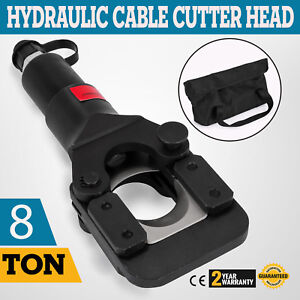 Cpc 45b 8 ton Hydraulic Wire Cable Cutter Head 13 4inch Stranded Steel 14mm