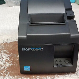 Star Tsp100iii Tsp143iii Lan Thermal Receipt Printer Ethernet Square Compatible