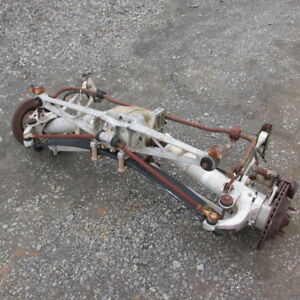 88 89 90 91 92 93 94 95 96 Corvette Complete Rear End Assembly Resto Mod Dana 36