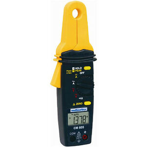Aemc Cm605 100a Ac dc Low Current Clamp on Meter