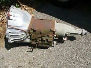 1969 1970 1973 Ford Mustang Cougar 351c Fmx Transmission 351w Trans 69 70 73