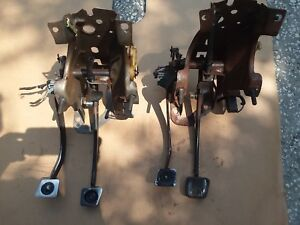 1983 1993 Ford Mustang Manual Clutch Brake Pedal Assembly Quadrant 5 Speed T 5