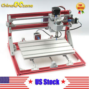 Cnc 3018 Diy Cnc Laser Engraving Router Carving Pcb Milling Cutting Machine