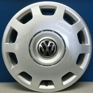 One 1998 2001 Volkswagen Passat 61530 15 Hubcap Wheel Cover 3b0601147dfed