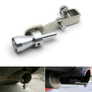 Car Turbo Sound Muffler Exhaust Pipe Blow Vale Bov Simulator Whistle S Loud
