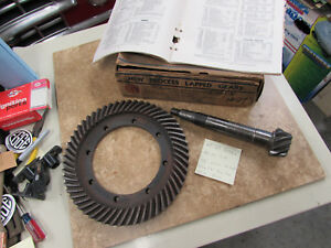 Nors 1928 1929 Essex 5 6 Ratio Ring And Pinion Set Ds 121 Ds 122
