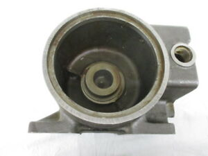 John Deere Hydraulic Oil Filter Relief Valve Housing For 8450 8650 re15893