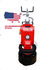 Concrete Floor Grinder polisher Surface Preparation 18 5hp
