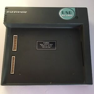 Hi lo Systems 04 2067 Usb All lab3 Station Base Programmer W Cables