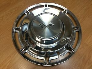 1960 Chevy Impala Kingswood Nomad Biscayne Belair Wheel Cover Hubcap Hub Cap B