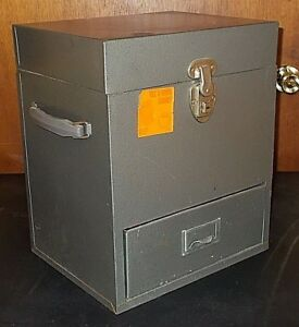 Locking Metal File Check Cabinet With 2 Keys 15 Inch X 12 Inch X 10 Inch