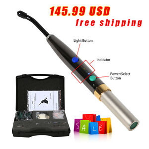 Dental 650nm Laser Pen Soft Tissue Perio Endo Surgical Insrument