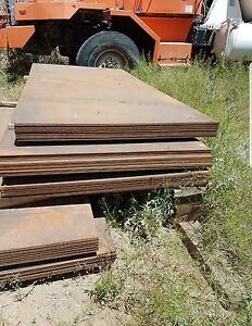 Hot Rolled Steel Plate Sheet Grade A 36 1 4 X 96 X 48