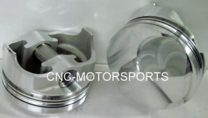 Ic991 060 Icon Forged Dome Pistons Bb Chevy 4 310 Bore 4 Stroke 6 385 Rod