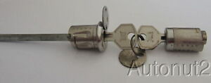 Ford Door Ignition Locks Set Nos 1937 1938 1939 1940 1941 Lincoln Mercury
