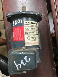 A o Smith Variable Speed Dc Motor 1 4 Hp 1725 Rpm Frame 56c 22210300