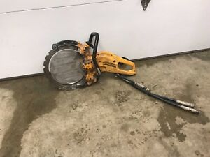 Husqvarna K3600 Ring Saw Partner Hydraulic Concrete K 3600