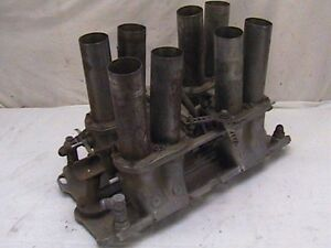 Hilborn Small Block Chevy Fuel Injection