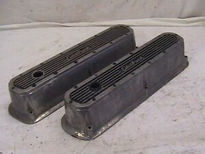 Edelbrock Mopar Valve Covers Small Block Chrysler
