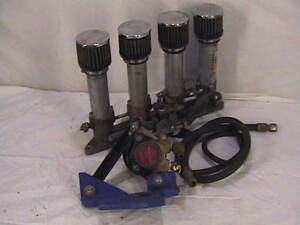 Ford 4 Cyl Fuel Injection Evm 2l Pinto Eggers Vetting Hilborn Kinsler