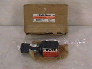 Spx Power Team 5 Ton Hydraulic Cylinder Rls50 Porta Power Usa