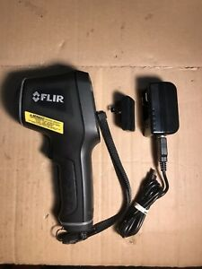 Flir Tg165 Spot Thermal Camera With 8gb Sd Switch Adapter And Wrist Strap