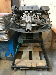 Workhorse Mach 6 6 Manual Screen Printing Press