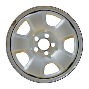 15 X 6 5 Spoke Refurbished Oem Subaru Steel Wheel Silver 68698